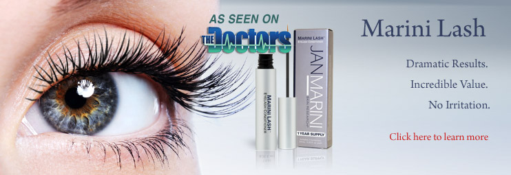Jan Marini Lash - As seen on the Doctors