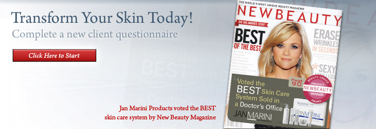 Jan Marini Skin Care Products Voted Best - Transform your skin today